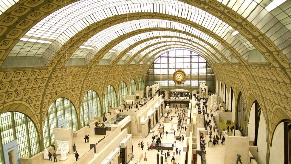 Musee d'Orsay, France