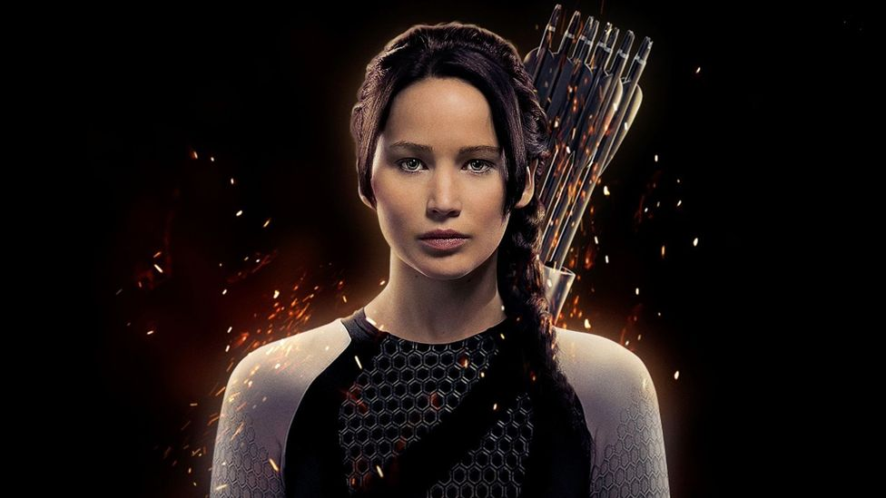 Could the Hunger Games' Katniss Everdeen be a heroine who endures? (Credit: Lionsgate)