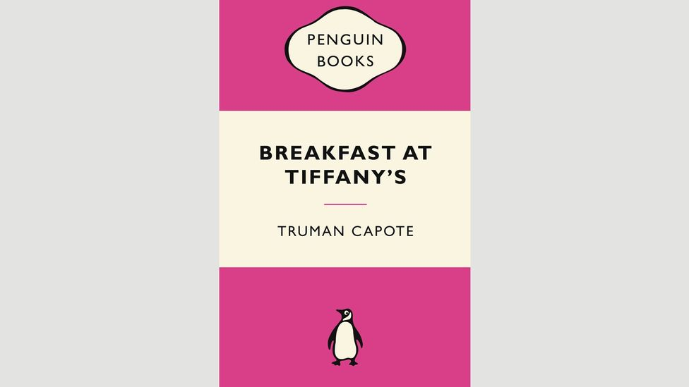 There are major differences between the book and the film, although the latter's script lifts wholesale much of Holly's bubbly chatter (Credit: Penguin Books)