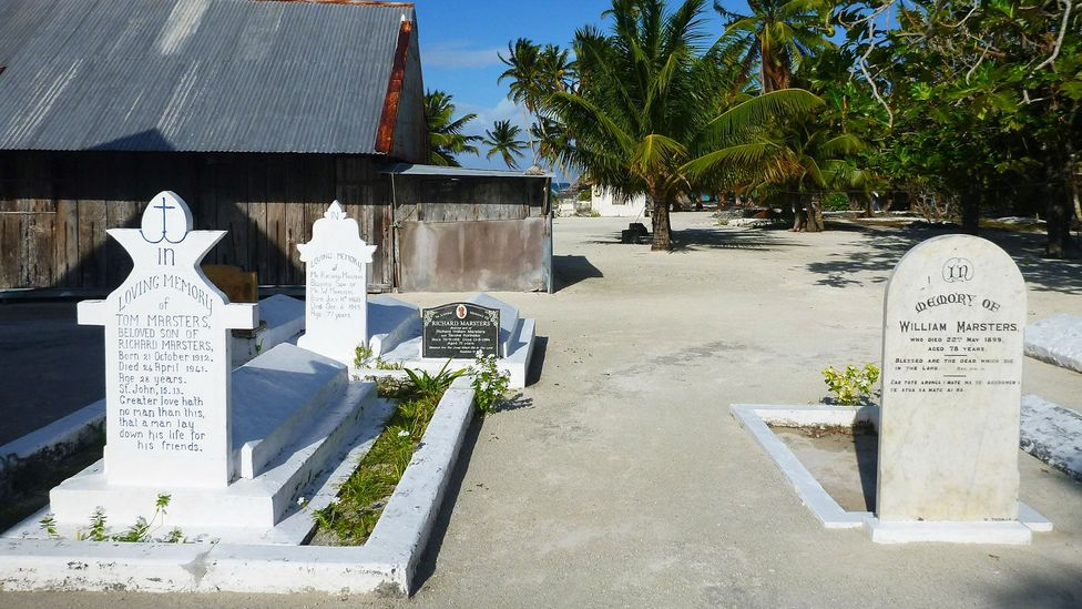 On the Palmerston atoll, everyone shares the same surname (Credit: Rob Roberts)