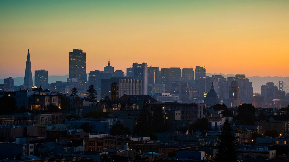 San Francisco's Bay Area attracts more than a quarter of global venture capital (Credit: iStock)
