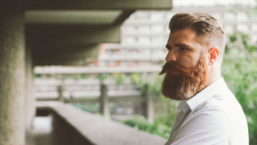 The ability to grow a beard isn't necessarily linked to testosterone levels (Credit: Getty Images)