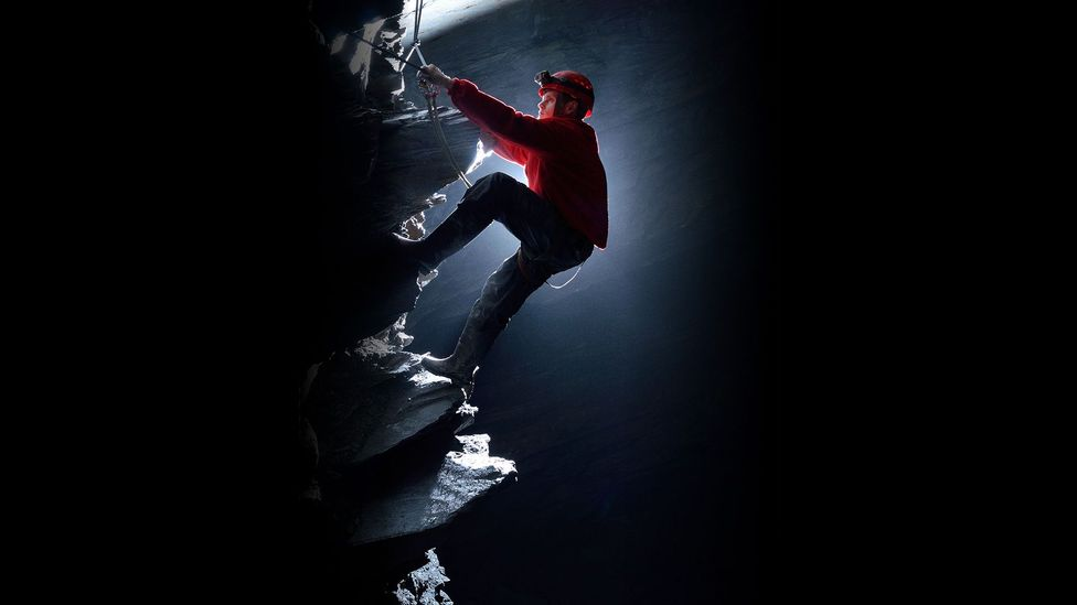Go Below's Ultimate XTreme Adventure includes climbs, traverses and an abseil (Credit: Go Below Underground Adventures 2016)