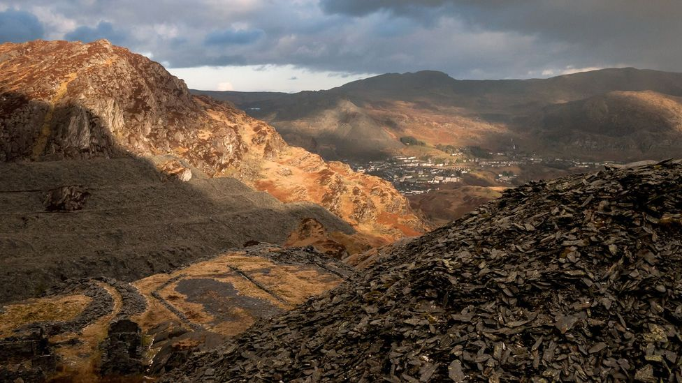 Back on the surface, after eight hours of underground thrills, Snowdonia's mountains look especially beautiful (Credit: David Lintern/Alamy)