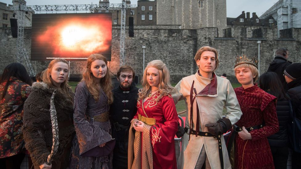 Game of Thrones' fan base has been named the most devoted of all, beating Star Wars and Star Trek (Credit: WENN Ltd/Alamy)