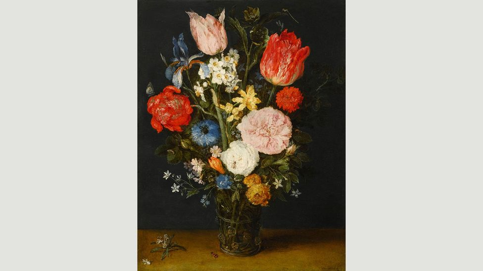 Jan Breughel the Elder was the most celebrated Dutch painter of flowers in the early 17th Century (Credit: Jan Breughel)