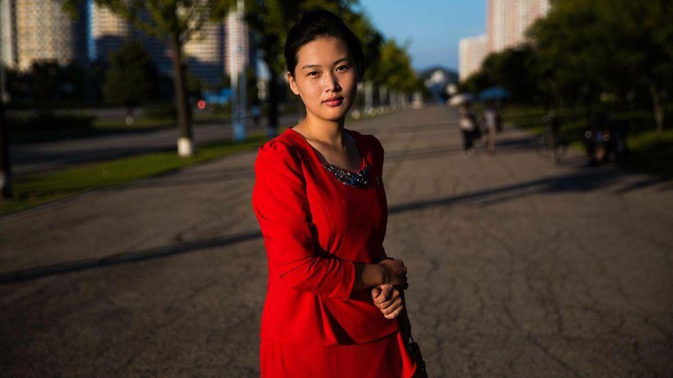 Pyongyang, North Korea (Credit: Mihaela Noroc)