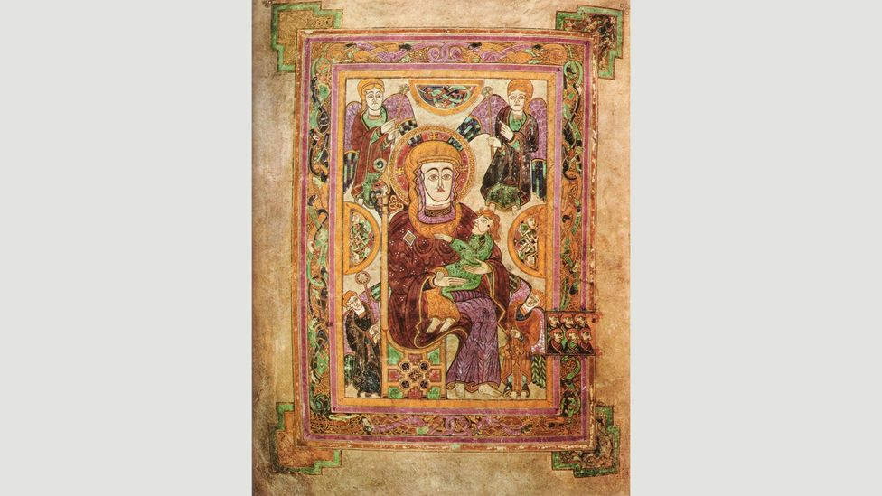 A History Of The Book Of Kells In 1 Minute - Culture Trip