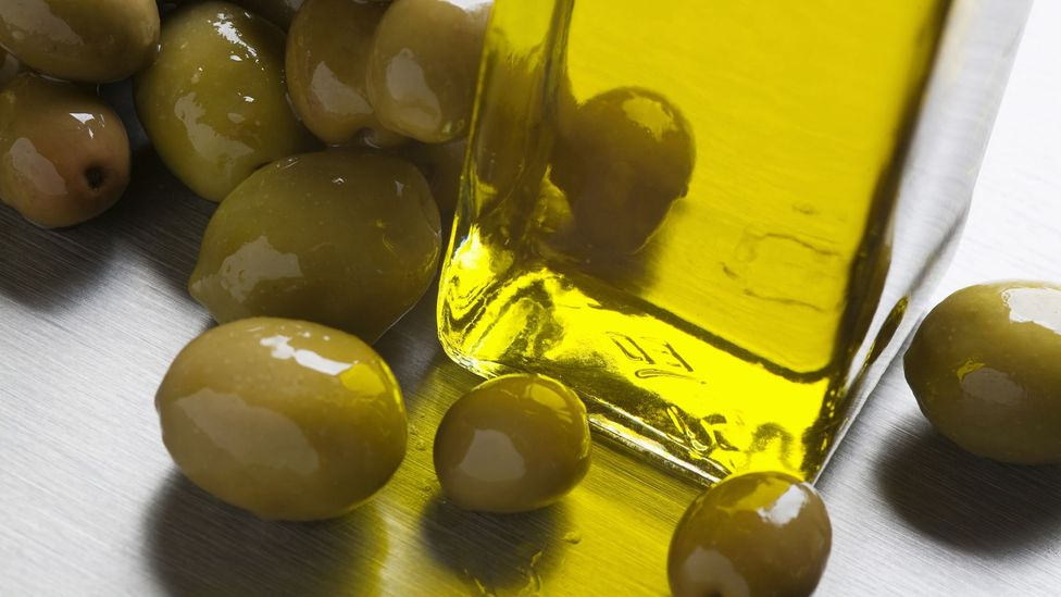 Doctors still use olive oil to loosen stubborn wax (Credit: Getty Images)