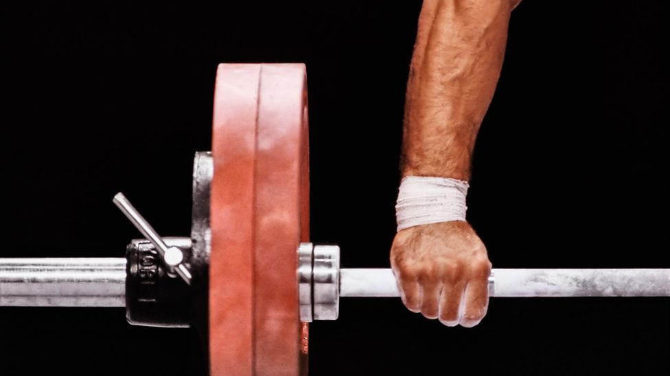 The world record for deadlifting stands at a mere 1,155lbs (524kg) (Credit: Getty Images)