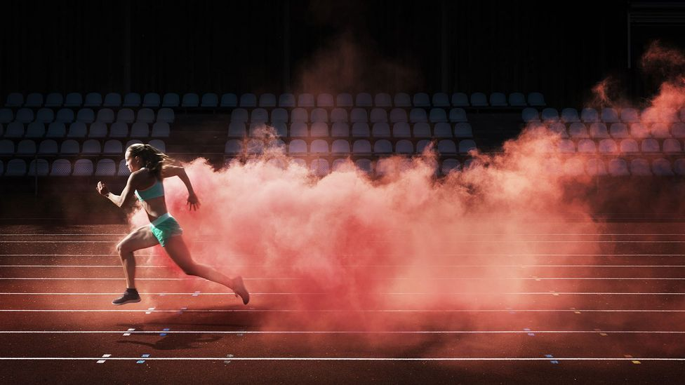 Even elite athletes might only harness around 80% of their theoretical strength (Credit: Getty Images)