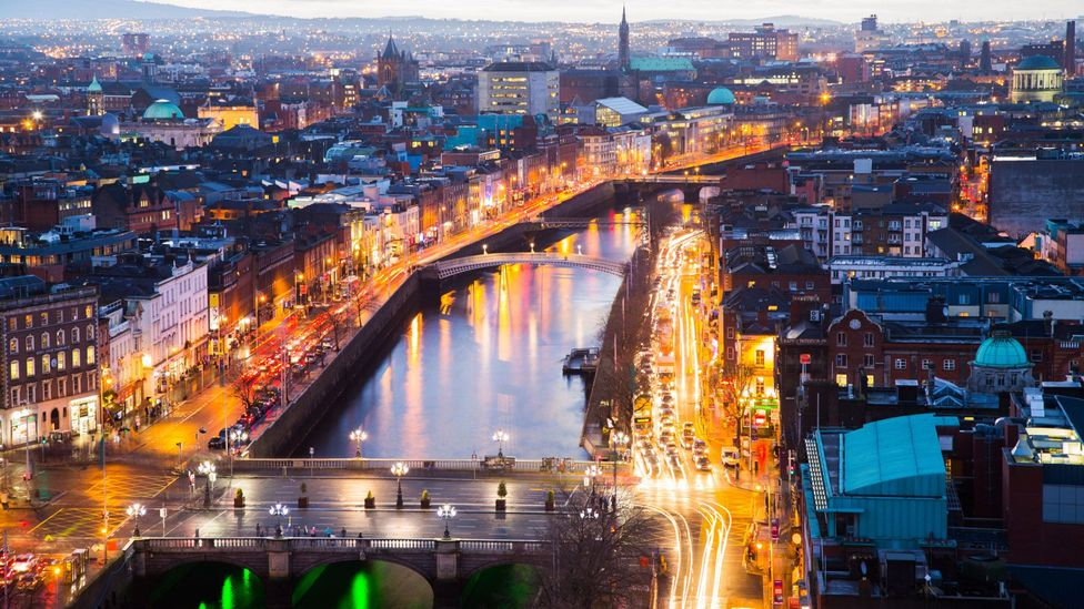 Dublin is home to many storytelling venues (Credit: David Soanesy/Getty)