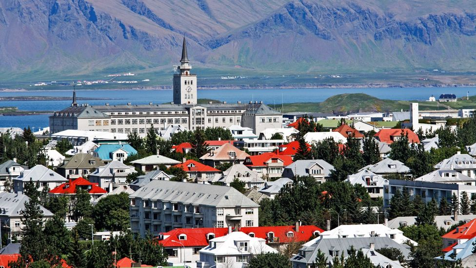 Reykjavik is Iceland's cosmopolitan capital (Credit: Robert Preston/Alamy)