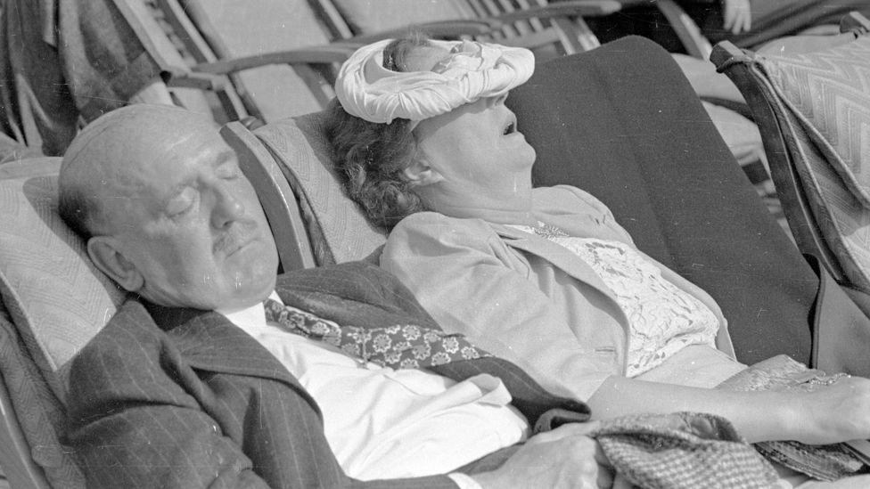 A mid-afternoon nap might be needed because of the lack of sleep during the night (Credit: Getty Images)