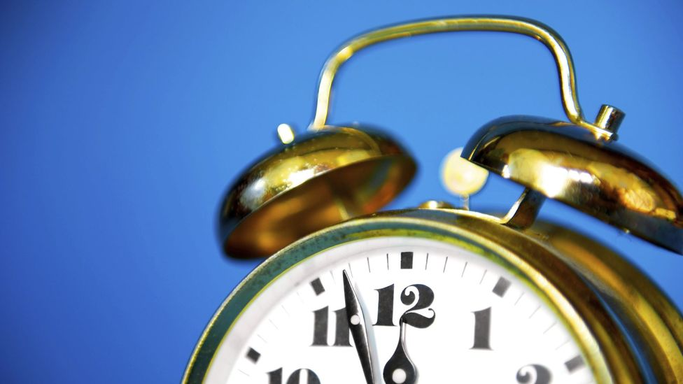 The decrease in the hormone melatonin as we get older might affect sleep patterns (Credit: Getty Images)