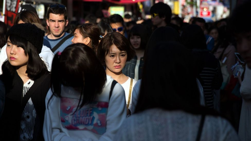 Japanese people report feeling more guilt, shame and indebtedness than Americans and Europeans (Credit: Getty Images)