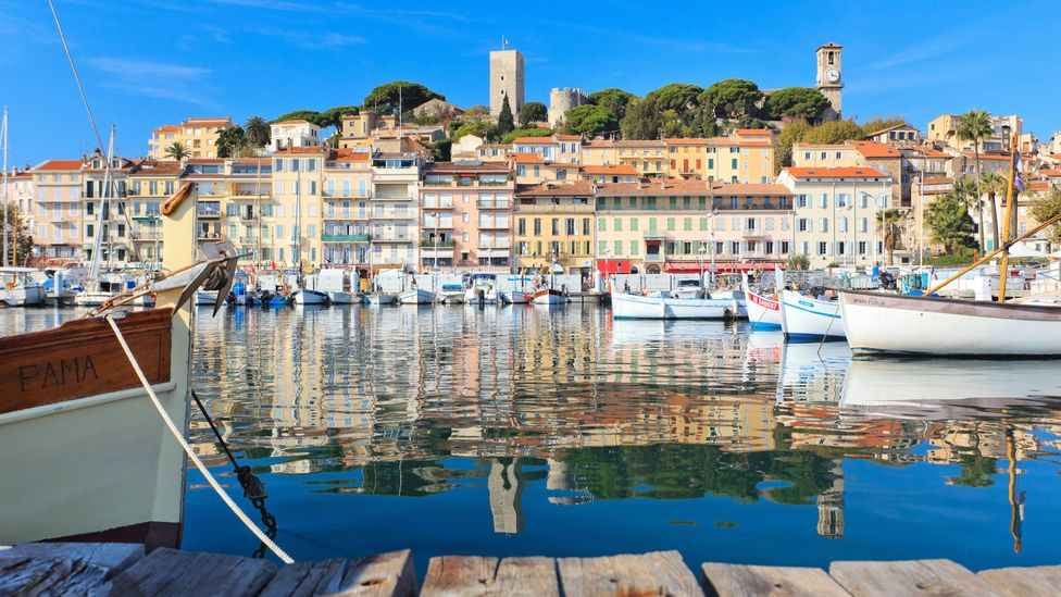 Of the two million visitors who flock to Cannes each year, 55% are foreigners. (Credit: Fabre/SEMEC)