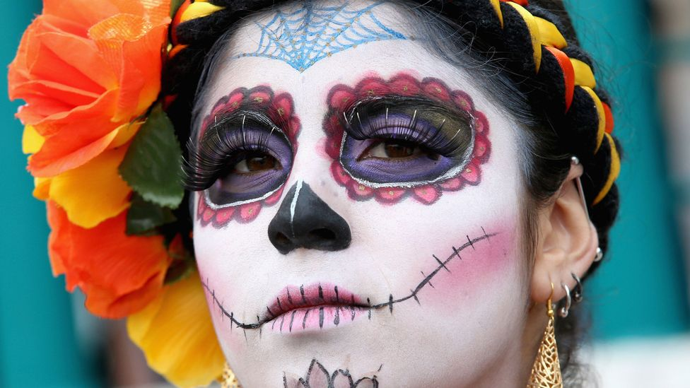 Mexico celebrates Day of the Dead (Credit: Getty Images)