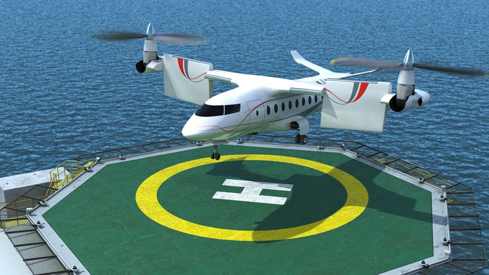 The Next Gen Civil Tilt Rotor would carry up to 20 passengers (Credit: Agusta-Westland)