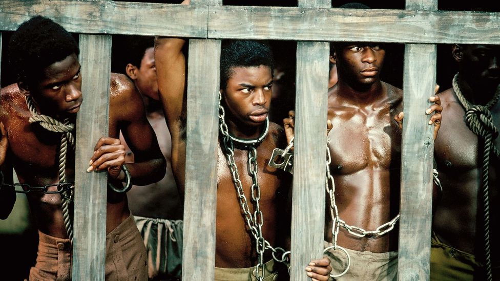 The last episode of Roots was watched by around 100 million viewers in the US, and it is estimated that 85% of all US households with TVs watched the series (Credit: ABC)