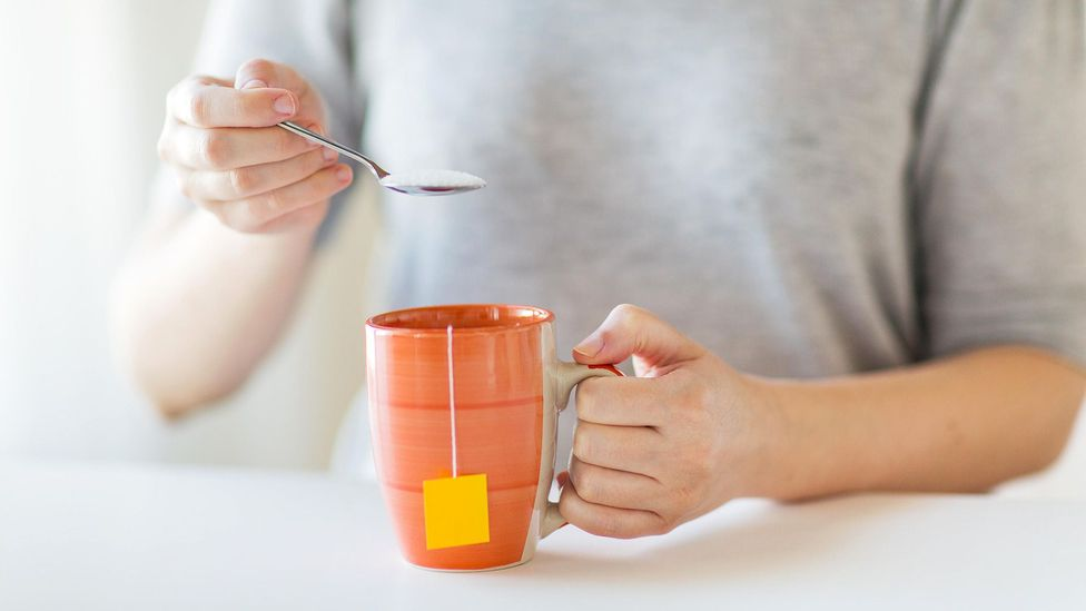 Whether you take sugar in your tea could say something about your social standing, some believe (Credit: Alamy)