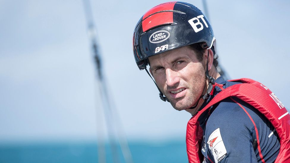 Owning his mistakes let champion skipper Ben Ainslie move on and win races (Credit: Lloyd Images)