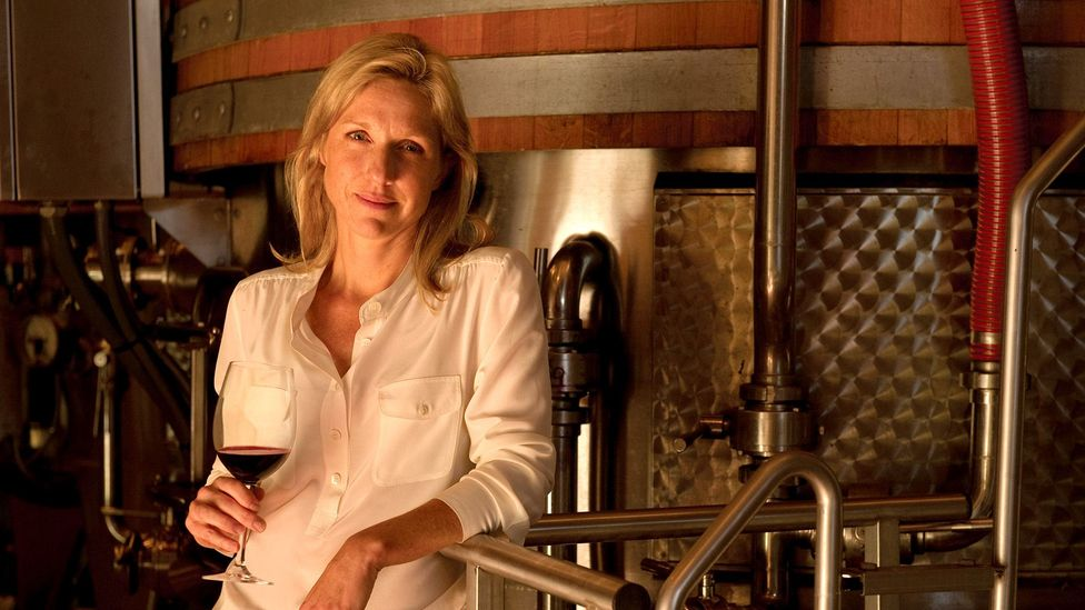 Admitting she was wrong let Cristina Mariani-May – and her company – move on from a contentious decision (Credit: Banfi Vinters)