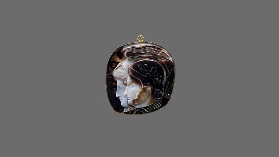 Cameos were a Hellenistic speciality, often bestowed as sought-after diplomatic gifts (Credit: Antikensammlung, Kunsthistorisches Museum, Vienna)
