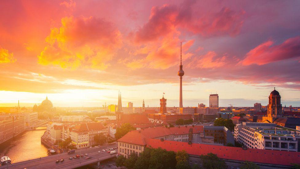 Berlin skyline (Credit: GettyImages)