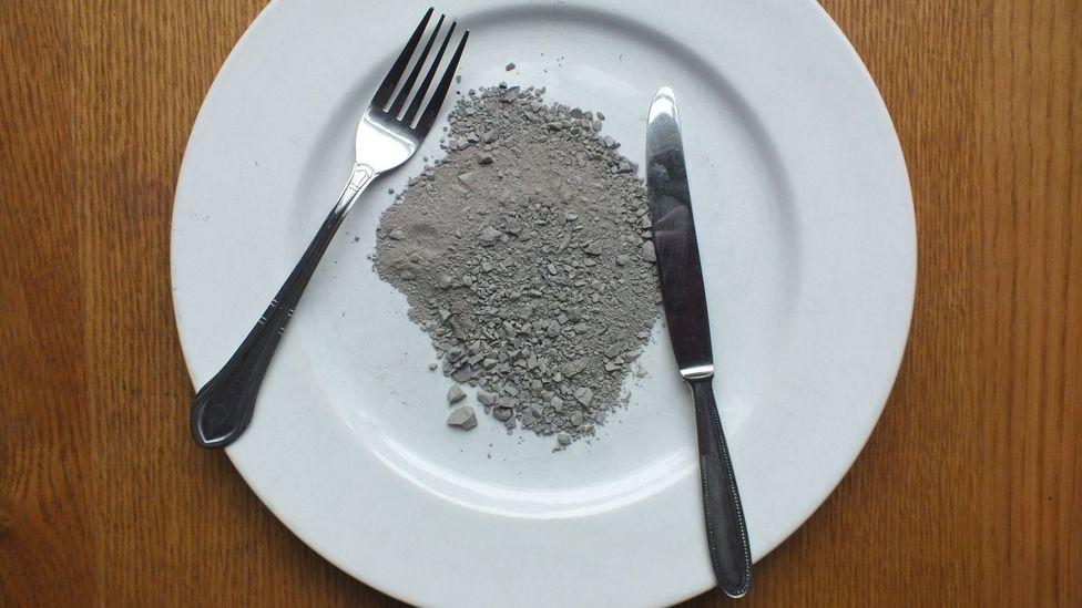 Dirt may contain harmful pathogens, making it unsafe to consume (Credit: Josh Gabbatiss)
