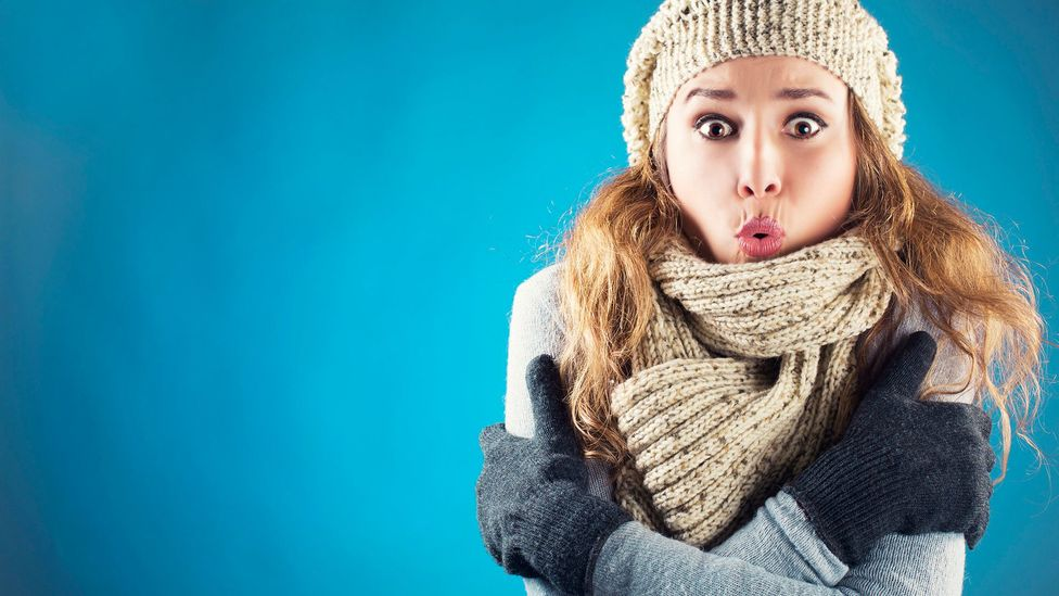 Chilly? You're not alone (Credit: iStock)