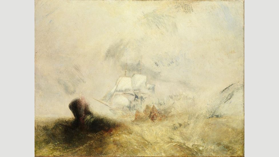 A Metropolitan Museum of Art exhibition unites four of Turner's seascapes, first shown at the Royal Academy in 1845 and 1846 (Credit: JMW Turner/The Metropolitan Museum of Art)