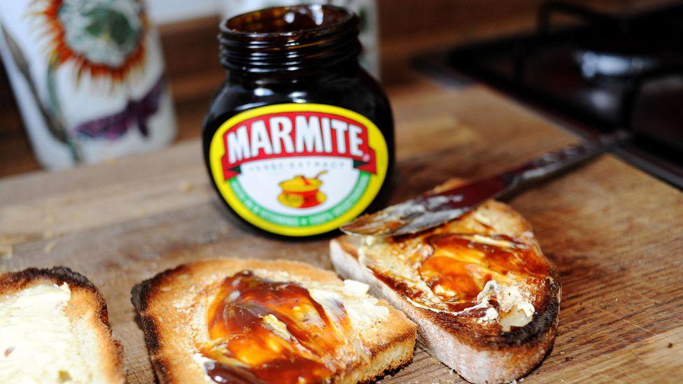 "British Marmite has a ""Love it or Hate it"" slogan (Credit: Simon Dack/Alamy)"