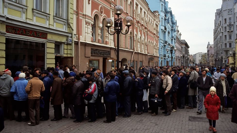 Be prepared for long queues to get documents approved. (Credit: Alamy)
