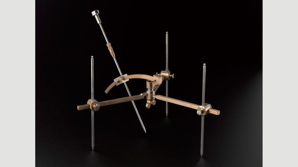 Hirtz's compass, 1915 (Credit: Science Museum/SSPL)