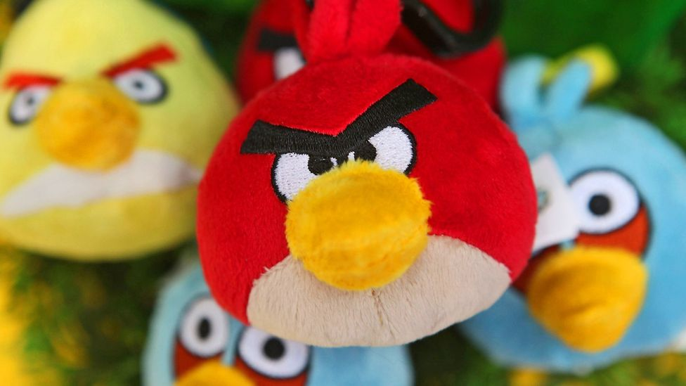 Could 5-minute Angry Birds sessions help you think better? (Credit: Getty Images)