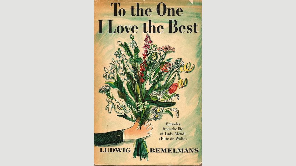 To the One I Love the Best, Ludwig Bemelmans (1955)