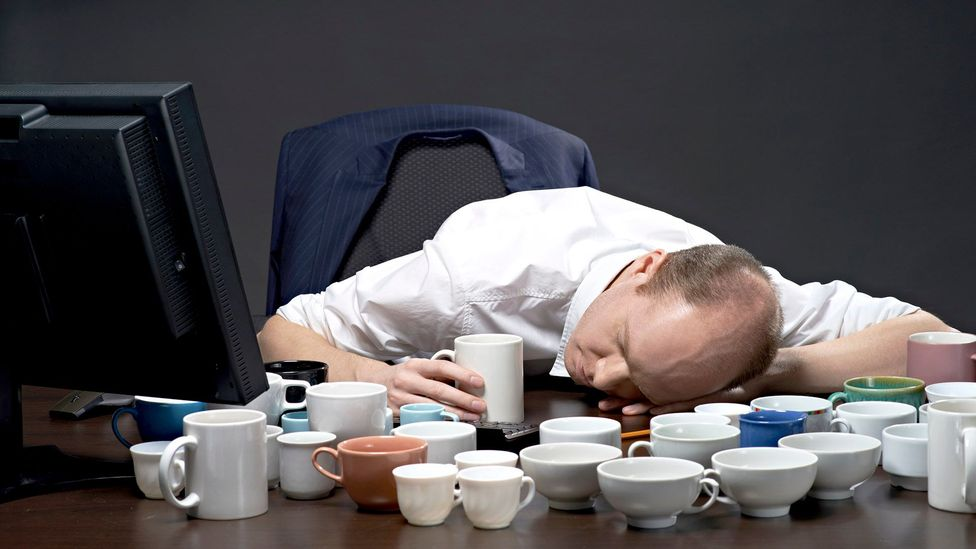 Long working hours and certain types of tasks can cause fatigue and stress which potentially damage cognition, said McKenzie (Credit: Getty Images)