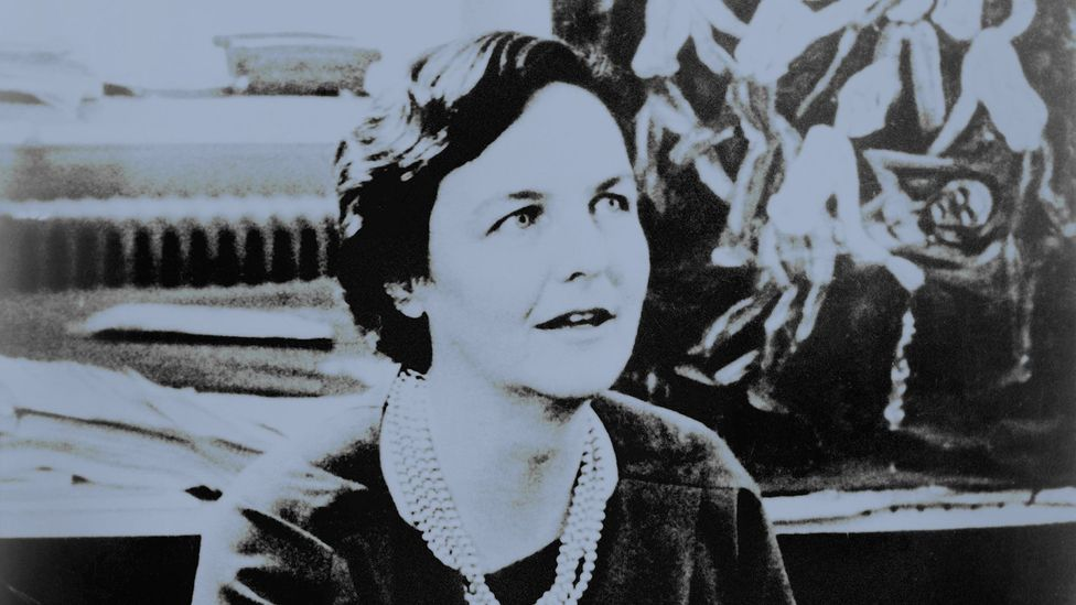 Jessica Mitford's life was marked by tragedy early on (Credit: Alamy)