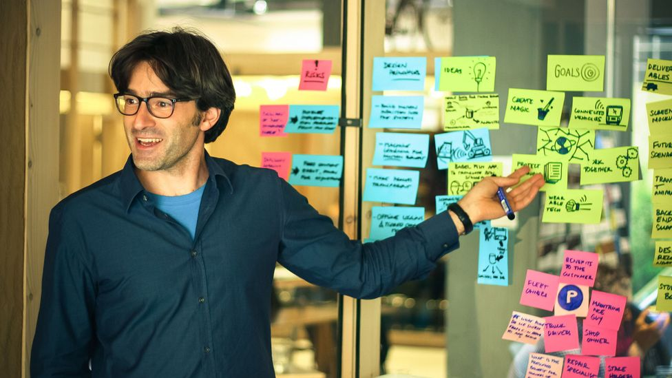 Pascal Soboll, managing director of the Munich office of the design firm Daylight Design (Credit: Daylight Design)