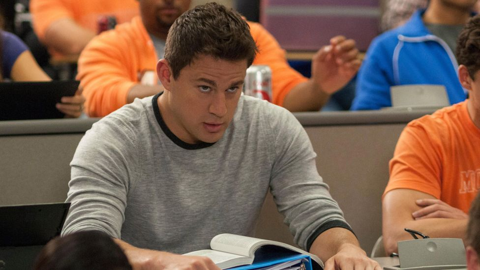 Channing Tatum stars in '22 Jump Street' (Credit: Columbia Pictures/Entertainment Pictures)