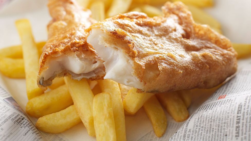 Would you be able to tell if this is haddock, cod, pollock or whiting? Most people can't (Credit: Alamy)