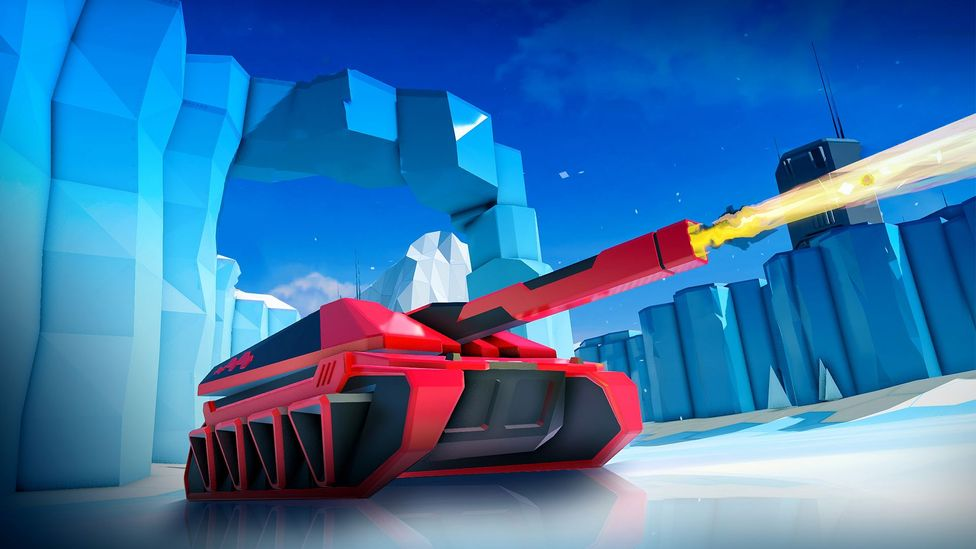 Battlezone makes for highly immersive gaming (Credit: Rebellion)