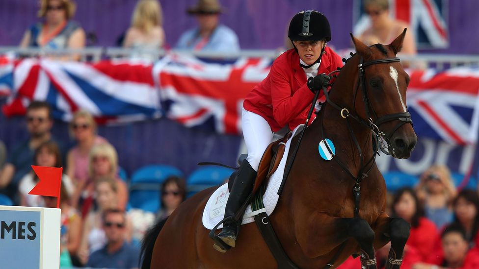 Show jumping is one of five events that Vakalis has to train for to compete in the Olympic pentathlon (Credit: Getty Images)