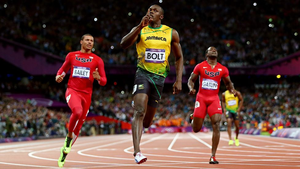 Some athletes such as Usain Bolt have million-dollar incomes from sponsorship and endorsements – but many other Olympians have to rely on regular jobs (Credit: Getty Images)