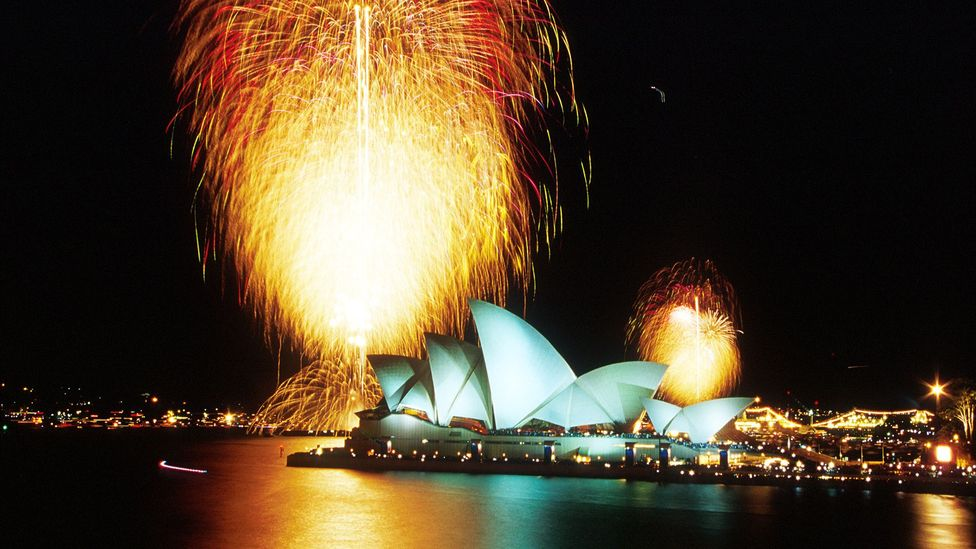 The Sydney Olympics in 2000 did not cause the expected rise in sporting participation (Credit: Getty Images)