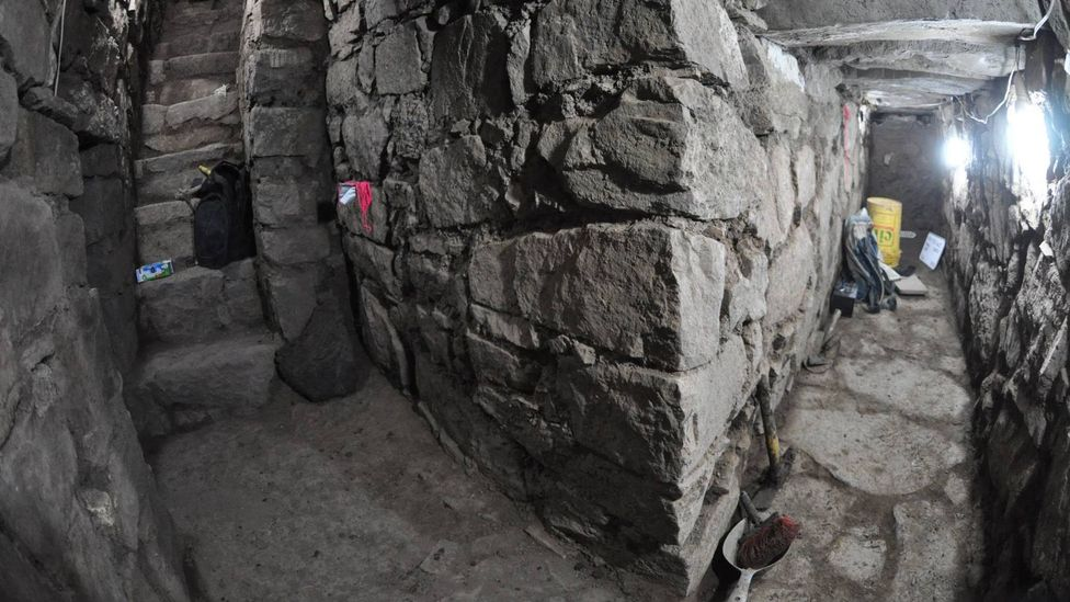 Sealed for thousands of years, Chavin de Huantar has avoided the worst of decay and looting (Credit: John Rick)