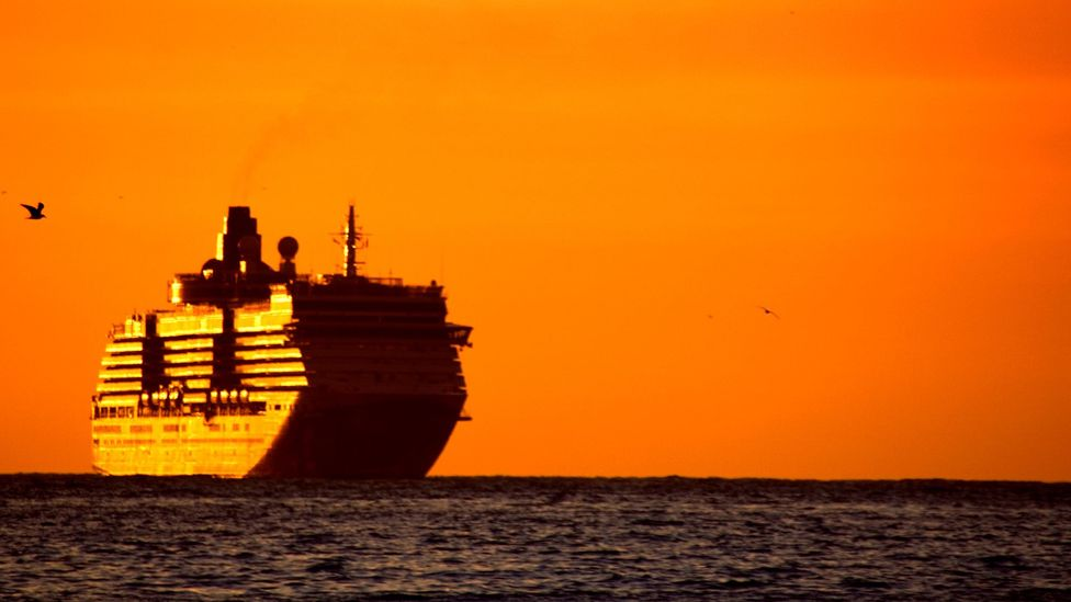 Larger cruise vessels are unlikely to leave people with too much seasickness (Credit: Getty Images)
