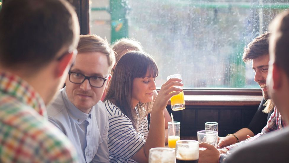 Spending time around people with similar views can make ours more extreme (Credit: Getty Images)