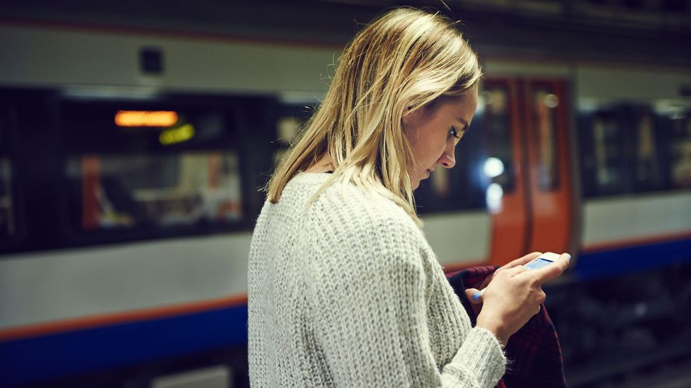 The average person spends over 12 hours a week glued to social media, which may be sheltering us from alternative views (Credit: Getty Images)